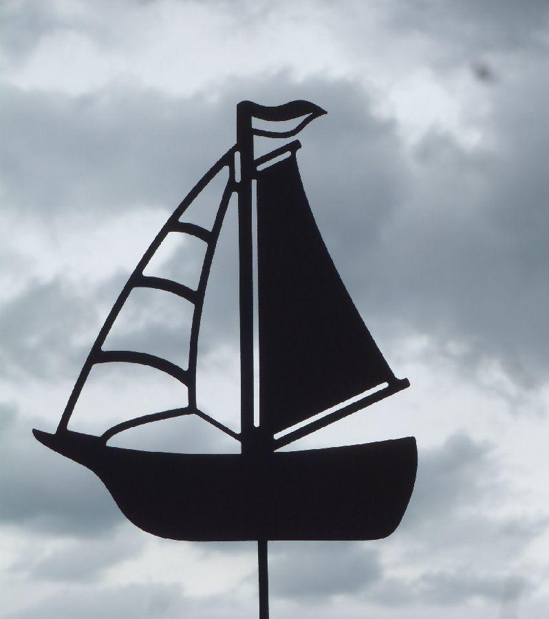 schiff ahoi anker anh nger 35cm maritime rostdekoration. Black Bedroom Furniture Sets. Home Design Ideas